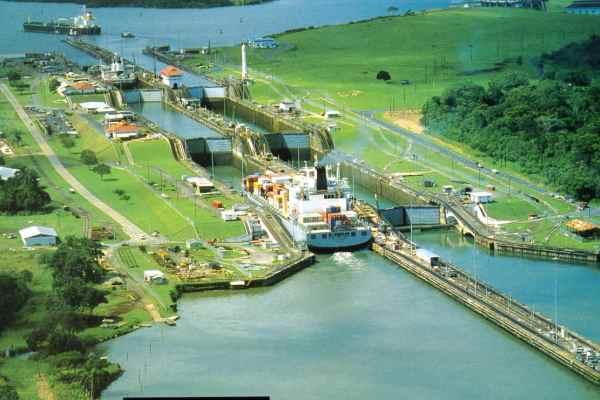 canal de panama, lago gatun