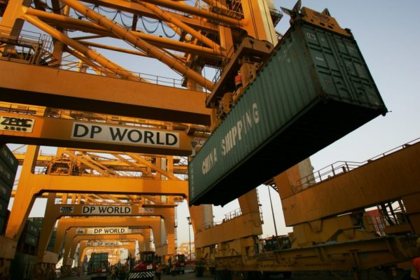 dp worldplc