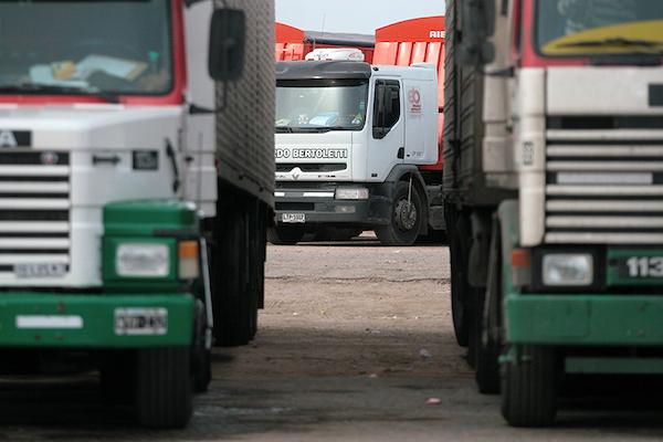 transporte de carga uruguay