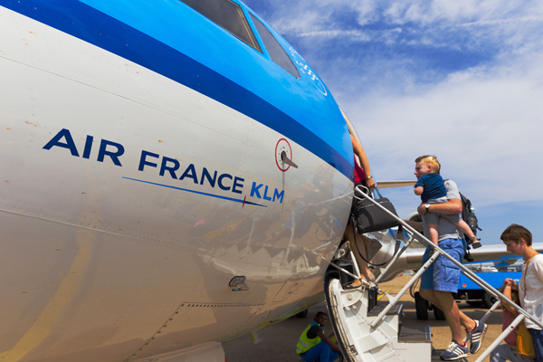 Air France KLM España verano 2019
