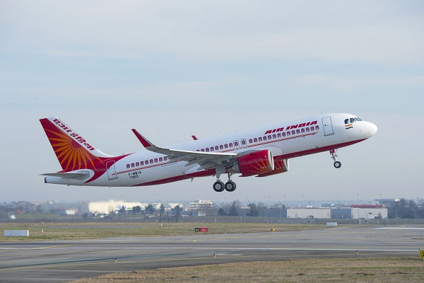 Air India Madrid Delhi