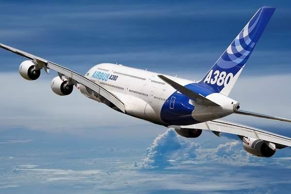 Airbus A380 España empleados