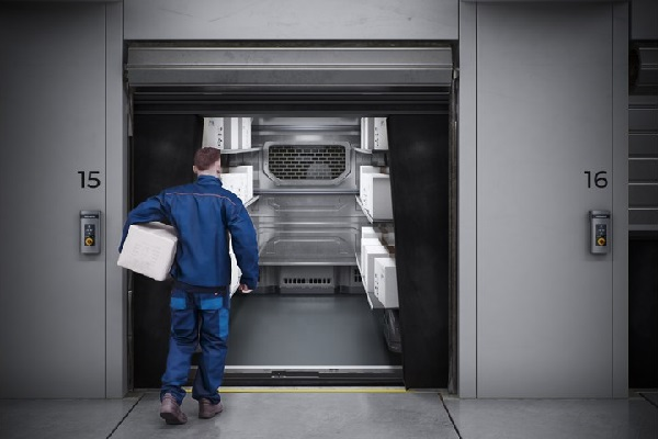 Assa Abloy diseña nuevo abrigo de cojín para carga y descarga
