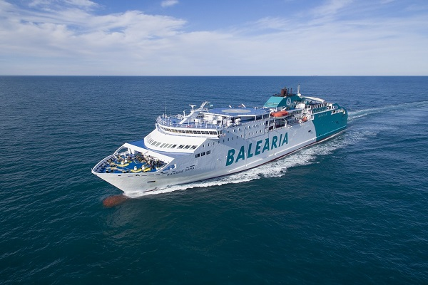 Baleària se afilia a la plataforma europea LeanGreen para disminuir emisiones contaminantes