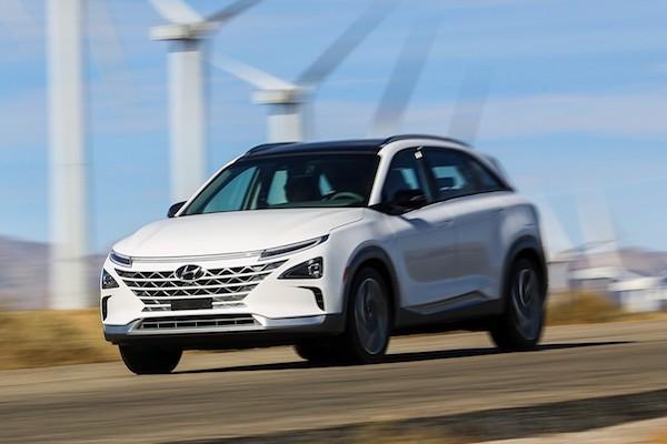 Hyundai Nexo España