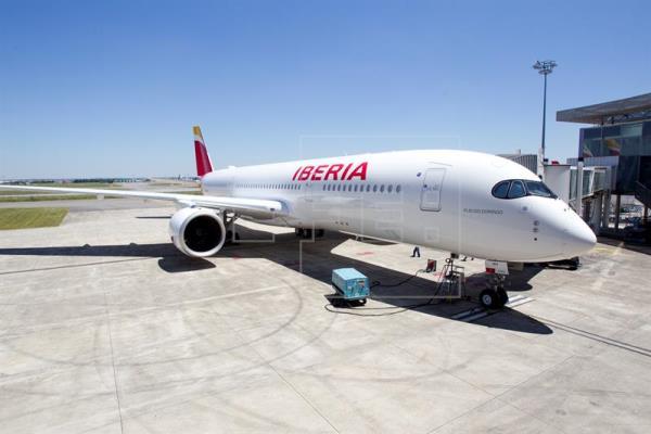 Iberia Buenos Aires A350-900