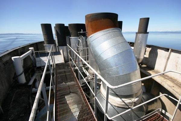 Japón permitirá el uso de scrubbers en sus aguas y puertos