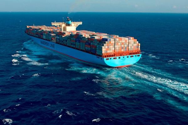 Maersk se une al grupo DSGC para usar biocombustibles en buque Triple-E