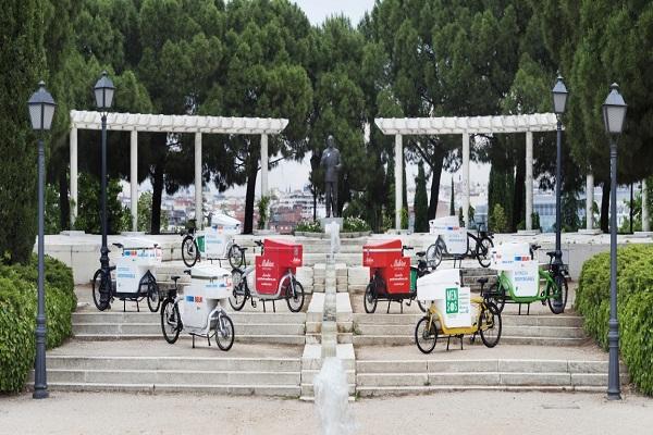 Mensos estrena el primer centro de distribución urbana sostenible de toda España