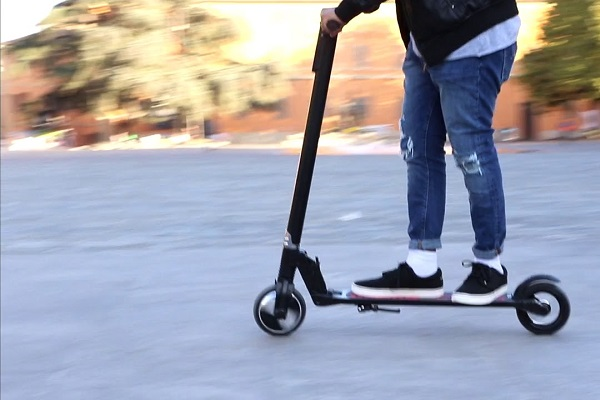 Momo Design patines motorizados España