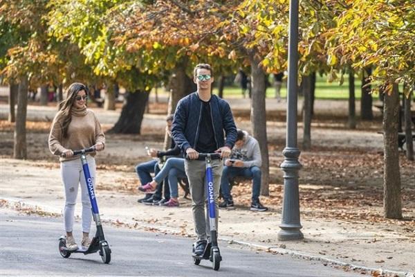 MyGo bicis eléctricas de alquiler Panticletas Madrid