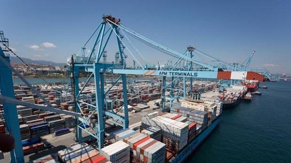 Puerto de Algeciras progresa en la reordenación del Muelle Príncipe Felipe