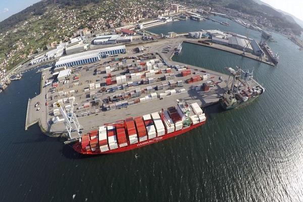 Puerto de Marín instalará dos nuevos muelles para el acceso de camiones
