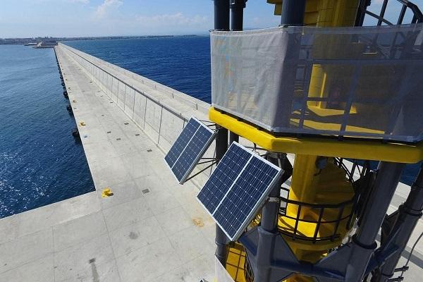 Puerto de Valencia se centra en desarrollar técnicas de autosuficiencia energética