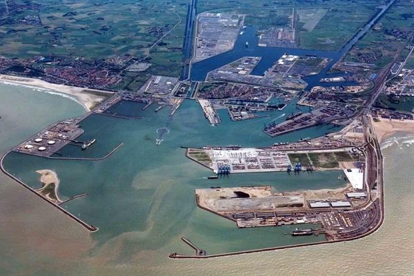 Puerto de Zeebrugge incorpora herramientas para mejorar flujo de mercancías