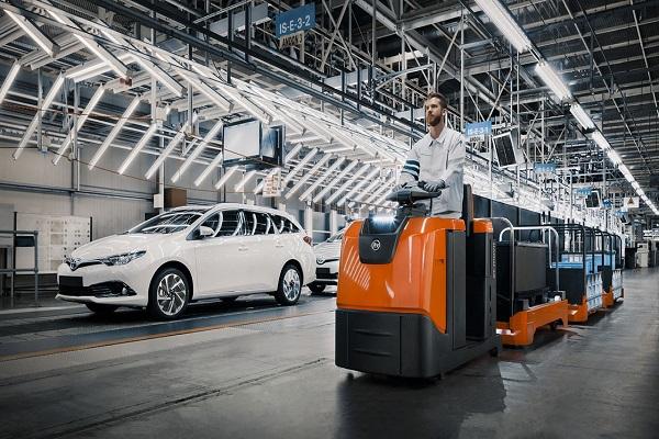 Toyota extiende su gama de tractores de arrastre T-Motion