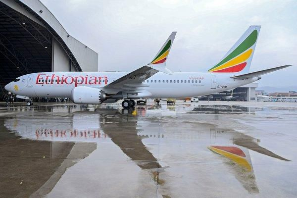 Unión Europea Boeing 737 MAX 8