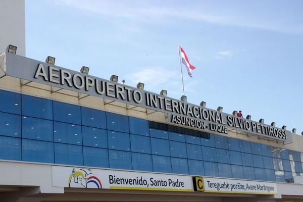 aeropuerto paraguay