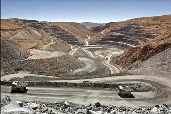 ecuador yacimientos mineros