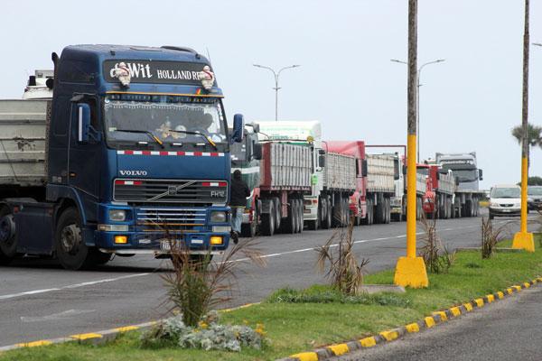 puerto de arica camiones