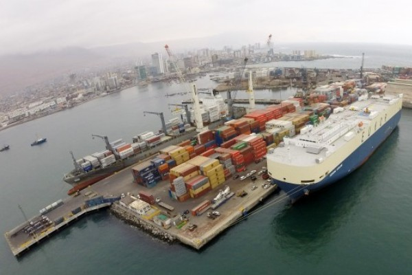 puertos de taparaca