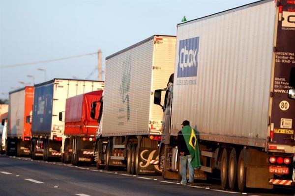 transporte carretera brasil