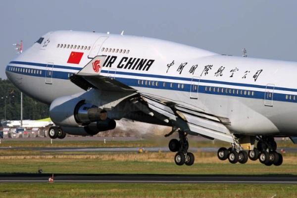 vuelos china
