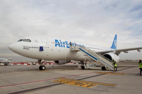 Air Europa vuelos baratos España Europa