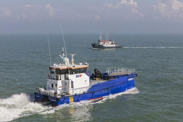 Bureu Veritas realiza pruebas con primer buque autónomo en los Países Bajos