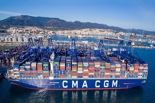 CMA-CGM elige a TTI Algeciras como base para operativa de cargas especiales