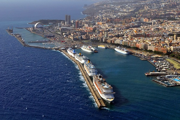 España se posiciona como el cuarto mercado emisor europeo de cruceristas