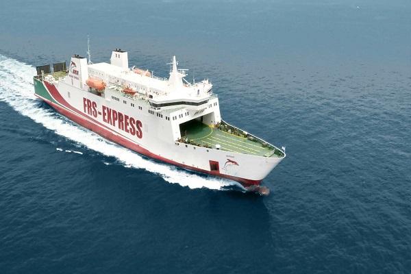 FRS reorganiza los buques de la línea desde Motril a Melilla