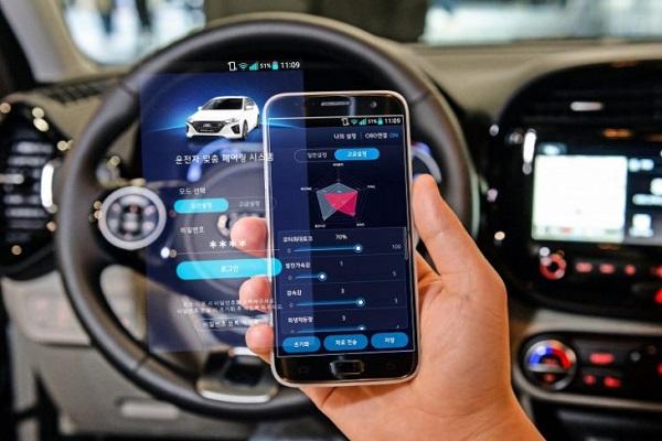 Hyundai aplicación coches eléctricos