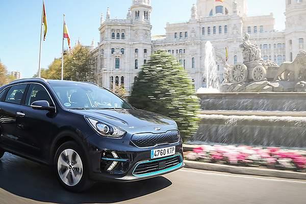 Kia e-Niro España precio disponibilidad