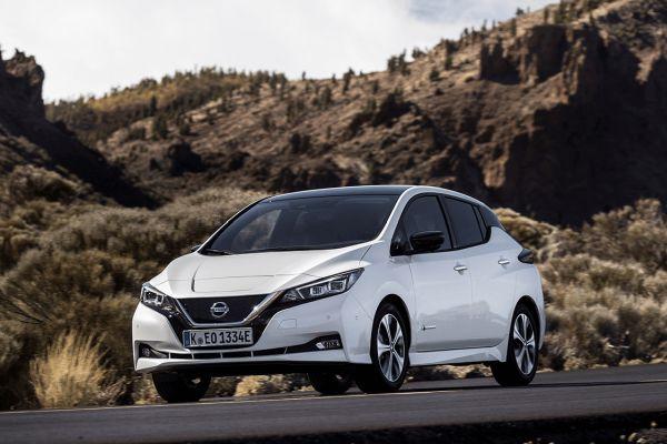 Nissan LEAF e+ precio España