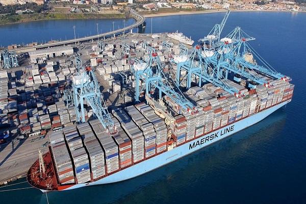 Puerto de Algeciras transporta casi 27 millones de toneladas en primer trimestre