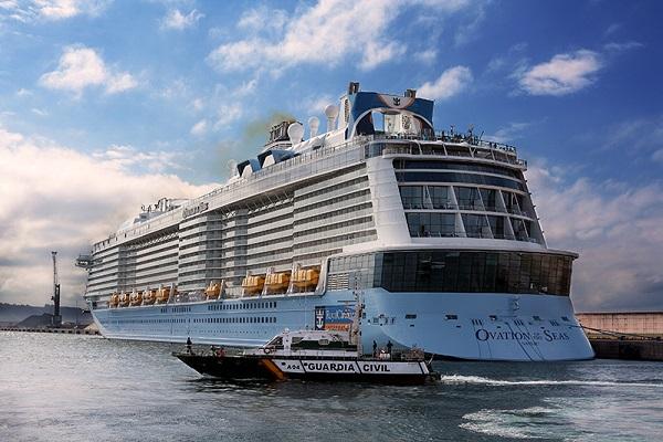 Puerto de Gijón acogerá 17 escalas de cruceros en 2019