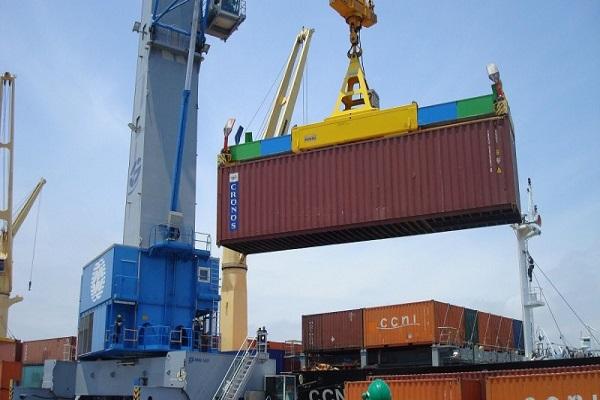 Puerto de Huelva aumenta 14% el tráfico de toneladas en primer trimestre