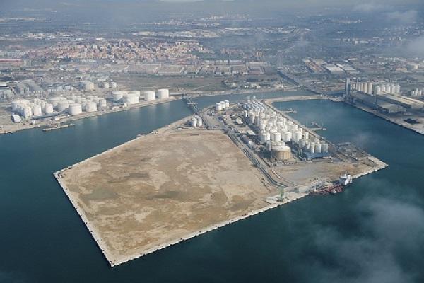 Puerto de Tarragona acondicionará accesos al muelle de la Química