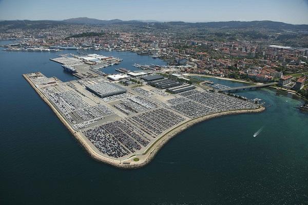 Puerto de Vigo recibe 14 ofertas para ampliar la terminal ro-ro
