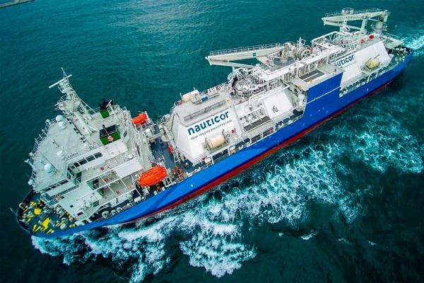 Puertos españoles son un referente para suministro de GNL a buques
