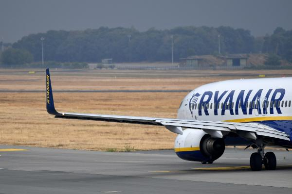 Ryanair Bruselas España
