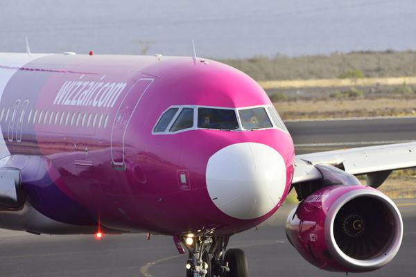 Wizz Air Santander Bucarest