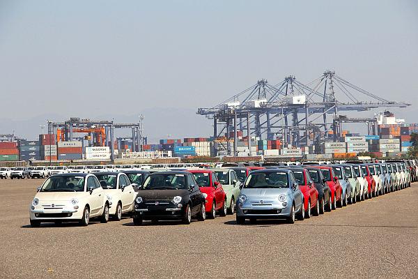 puerto lazaro cardenas carros