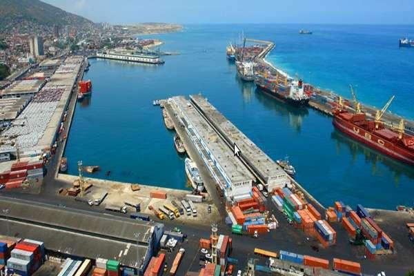 puertos latinoamericanos