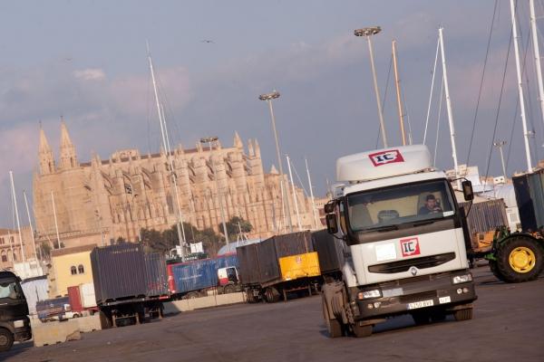 transporte por carretera europa