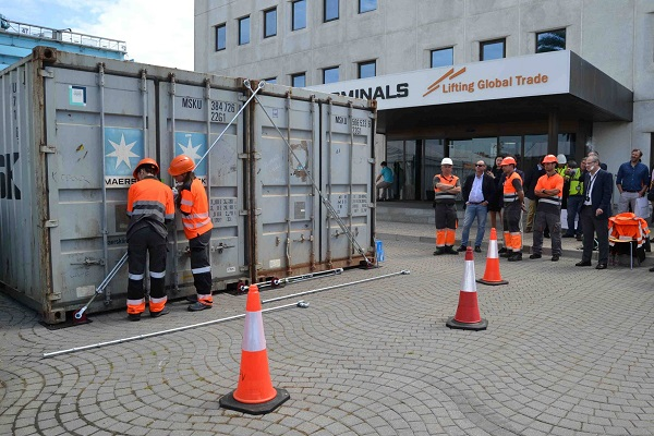 APM Terminals Algeciras celebra su XIII Edición del Día de la Seguridad