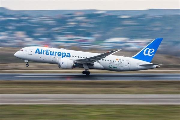 Air Europa Iguazú Asunción