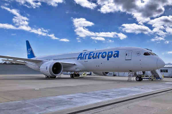 AirEuropa norte África