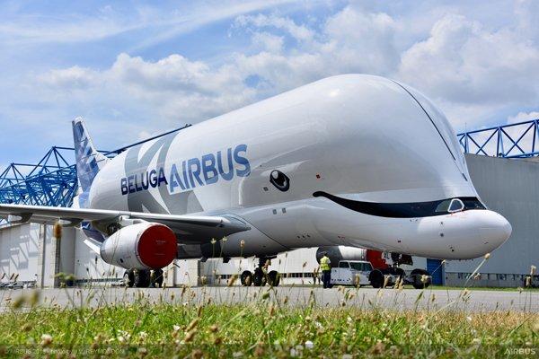 Airbus Beluga XL España
